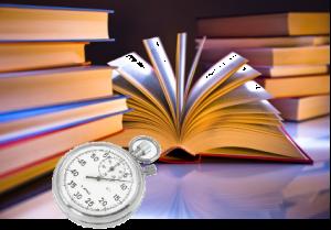 Knjige za hitro branje in ura