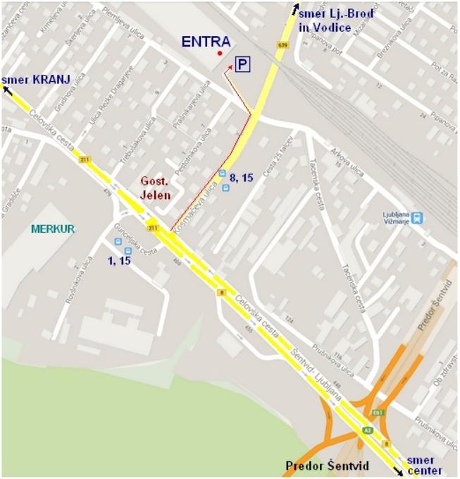 Klikni na sliko za Google zemljevida
